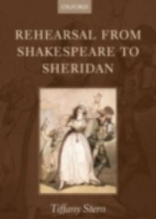 Обложка книги  - Rehearsal from Shakespeare to Sheridan
