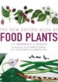Обложка книги  - New Oxford Book of Food Plants