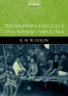 Обложка книги  - Jarawara Language of Southern Amazonia