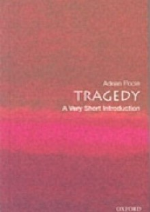 Обложка книги  - Tragedy: A Very Short Introduction
