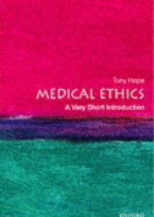 Обложка книги  - Medical Ethics: A Very Short Introduction