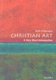 Обложка книги  - Christian Art: A Very Short Introduction