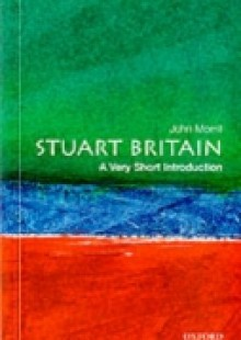 Обложка книги  - Stuart Britain: A Very Short Introduction