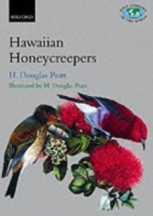 Обложка книги  - Hawaiian Honeycreepers: Drepanidinae