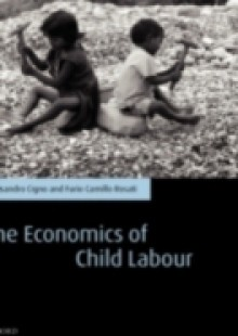 Обложка книги  - Economics of Child Labour