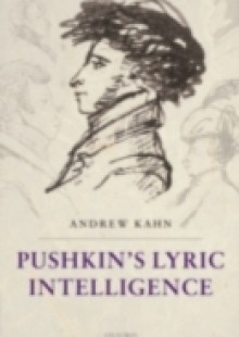 Обложка книги  - Pushkin's Lyric Intelligence