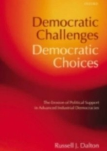 Обложка книги  - Democratic Challenges, Democratic Choices