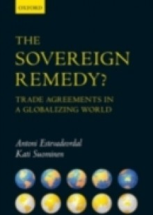 Обложка книги  - Sovereign Remedy?: Trade Agreements in a Globalizing World