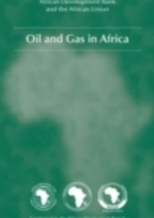 Обложка книги  - Oil and Gas in Africa