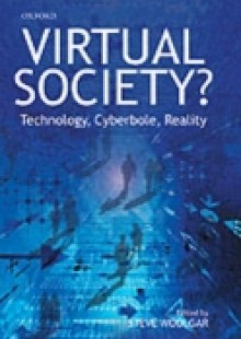 Обложка книги  - Virtual Society?: Technology, Cyberbole, Reality