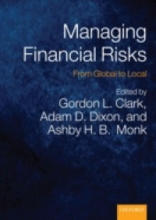 Обложка книги  - Managing Financial Risks: From Global to Local