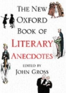 Обложка книги  - New Oxford Book of Literary Anecdotes