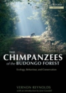 Обложка книги  - Chimpanzees of the Budongo Forest: Ecology, Behaviour and Conservation