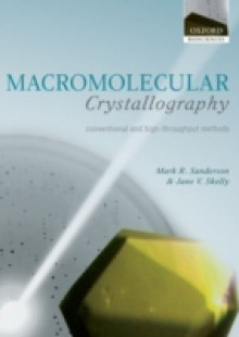 Обложка книги  - Macromolecular Crystallography: conventional and high-throughput methods