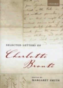 Обложка книги  - Selected Letters of Charlotte Brontë