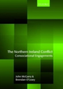 Обложка книги  - Northern Ireland Conflict: Consociational Engagements
