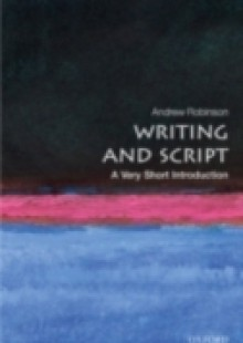Обложка книги  - Writing and Script: A Very Short Introduction