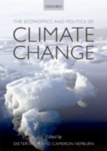 Обложка книги  - Economics and Politics of Climate Change