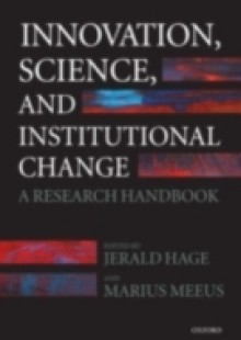 Обложка книги  - Innovation, Science, and Institutional Change: A Research Handbook