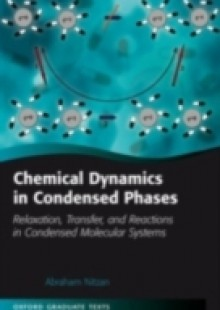 Обложка книги  - Chemical Dynamics in Condensed Phases: Relaxation, Transfer and Reactions in Condensed Molecular Systems