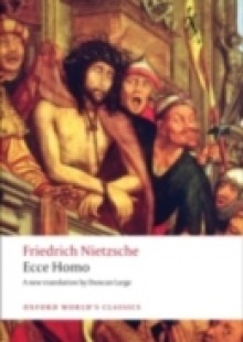 Обложка книги  - Ecce Homo: How To Become What You Are