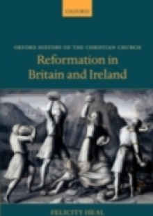 Обложка книги  - Reformation in Britain and Ireland