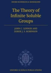 Обложка книги  - Theory of Infinite Soluble Groups