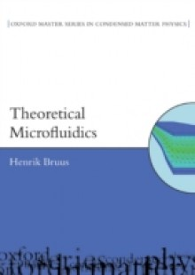 Обложка книги  - Theoretical Microfluidics