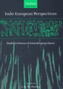 Обложка книги  - Indo-European Perspectives: Studies In Honour of Anna Morpurgo Davies