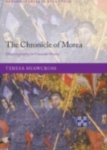 Обложка книги  - Chronicle of Morea: Historiography in Crusader Greece