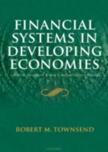 Обложка книги  - Financial Systems in Developing Economies: Growth, Inequality and Policy Evaluation in Thailand