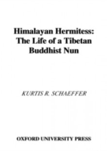 Обложка книги  - Himalayan Hermitess The Life of a Tibetan Buddhist Nun