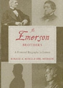 Обложка книги  - Emerson Brothers: A Fraternal Biography in Letters