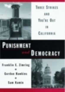 Обложка книги  - Punishment and Democracy: Three Strikes and Youre Out in California