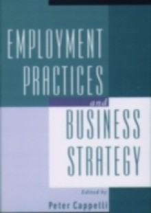 Обложка книги  - Employment Practices and Business Strategy