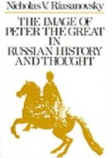Обложка книги  - Image of Peter the Great in Russian History and Thought