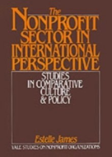 Обложка книги  - Nonprofit Sector in International Perspective: Studies in Comparative Culture and Policy