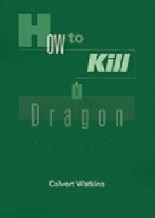 Обложка книги  - How to Kill a Dragon: Aspects of Indo-European Poetics