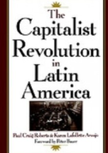 Обложка книги  - Capitalist Revolution in Latin America