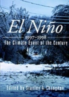 Обложка книги  - El Nino 1997-1998: The Climate Event of the Century
