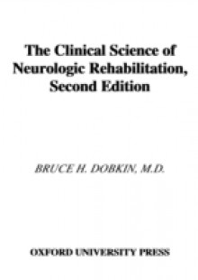 Обложка книги  - Clinical Science of Neurologic Rehabilitation