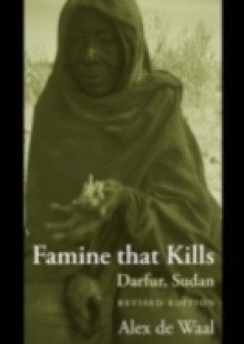 Обложка книги  - Famine that Kills: Darfur, Sudan