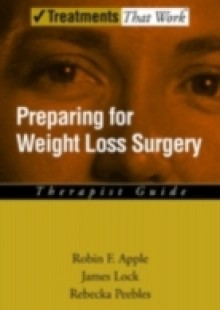 Обложка книги  - Preparing for Weight Loss Surgery: Workbook