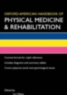 Обложка книги  - Oxford American Handbook of Physical Medicine & Rehabilitation (B8, Flexicover)
