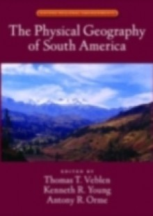 Обложка книги  - Physical Geography of South America