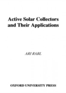 Обложка книги  - Active Solar Collectors and Their Applications