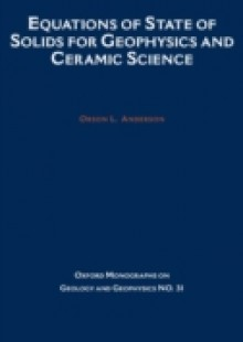 Обложка книги  - Equations of State for Solids in Geophysics and Ceramic Science