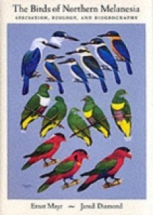 Обложка книги  - Birds of Northern Melanesia: Speciation, Ecology, and Biogeography