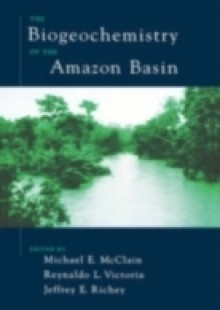 Обложка книги  - Biogeochemistry of the Amazon Basin