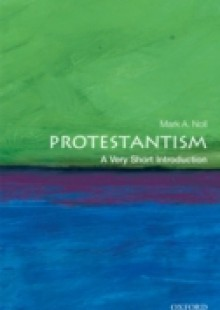 Обложка книги  - Protestantism: A Very Short Introduction